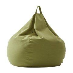 MRLAZY绿野仙踪系列色系竹节麻豆袋懒人沙发图片