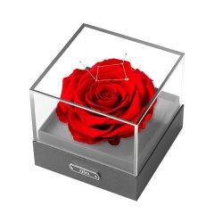 JoyFlower情人节进口永生花礼盒十二星座玫瑰花礼盒图片