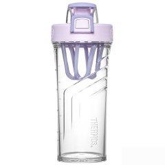 THERMOS/膳魔师 摇摇杯随手杯便携运动Tritan塑料杯子奶昔代餐增肌运动水杯500ml TP4086M图片