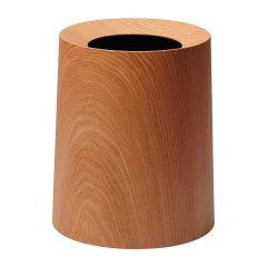 【居室百搭款】利快 Ideaco日本进口垃圾桶日式时尚创意锥形隐藏式垃圾桶 11.4L 家用垃圾桶无盖卫生纸筒图片