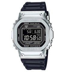 卡西欧(CASIO)手表 光动能限量蓝牙电波金属方块男表 GMW-B5000-1图片