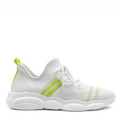 【19春夏】Sze/Sze 飞织 男士超轻休闲运动鞋 小白鞋 X02M6035图片