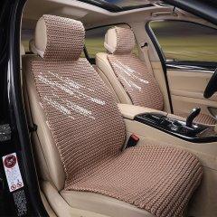 pinganzhe 汽车新款夏季冰丝凉垫 汽车夏季清凉座垫 汽车座垫 简约款图片