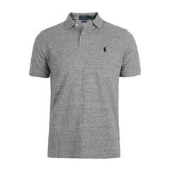 Polo Ralph Lauren/拉夫劳伦马球  男士纯色棉质时尚经典款短袖POLO衫图片