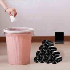 垃圾桶垃圾袋套餐家用简约垃圾桶客厅无盖大号创意塑料纸篓卧室厨房卫生间图片