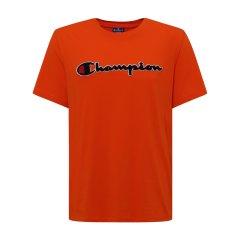19春夏 champion冠军 欧洲ROCHESTER系列男士运动T恤 圆领T恤图片