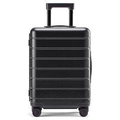 【奢品节可用券】90FUN/90分轻质框体箱大容量轻盈静音万向轮密码锁行李箱 中性款式 聚碳酸酯 24寸 拉杆箱图片