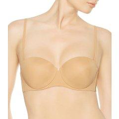 LAPERLA/萝贝拉女士INVISIBLE系列新品内衣纯色性感奢华1/2罩杯文胸图片
