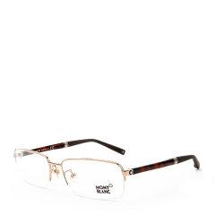 MontBlanc/万宝龙 MB450睿智进取六芒星标系列钢笔镜腿装饰款商务行政款绅士光学眼镜图片