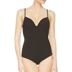 LAPERLA/萝贝拉女士INVISIBLE系列新品纯色简约性感奢华连体塑身衣图片