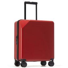 【直降到底】【DesignerLifestyle】MyWay系列ALLOY+/越甲拉杆箱男女通用行李箱万向轮-01(拉链版)20寸(方版)[材质:PC/ABS,适用人群:中性款式]图片
