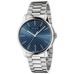 GUCCI/古驰 男士腕表 G-TIMELESS系列 玻璃表镜 石英表 手表男 不锈钢手表 YA126316 / YA126317图片