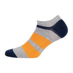 GATTA/GATTA 波兰原装进口男士浅口条纹短袜 船袜袜子图片