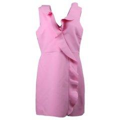 MSGM/MSGM  女士涤纶吊带拉链连衣裙 100127811图片