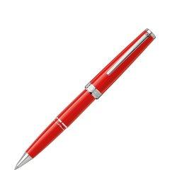 MontBlanc万宝龙笔  114796 PIX系列 镀铂金 黑色签字笔图片