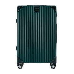 ELLE/ELLE铆钉包角 PC/ABS中性款式 拉链万向轮拉杆箱ELCL5510-20(20寸)图片