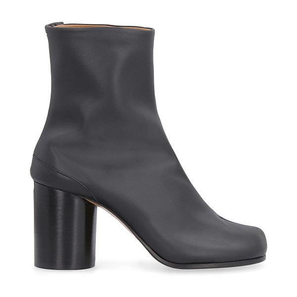 Maison Margiela/Maison Margiela 20年秋冬 及裸靴 女性 袜靴 粗跟 黑色 短靴 S58WU0260PR516_T8013