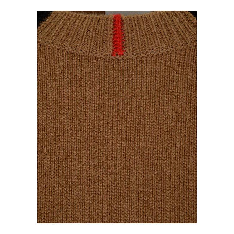 BURBERRY/博柏利 20年秋冬 BURBERRY服装 女性 米色 女士针织衫/毛衣 8020391