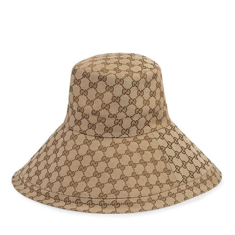 GUCCI/古驰 20年秋冬 百搭 女性 米色 帽子 631958 KQW00 9700