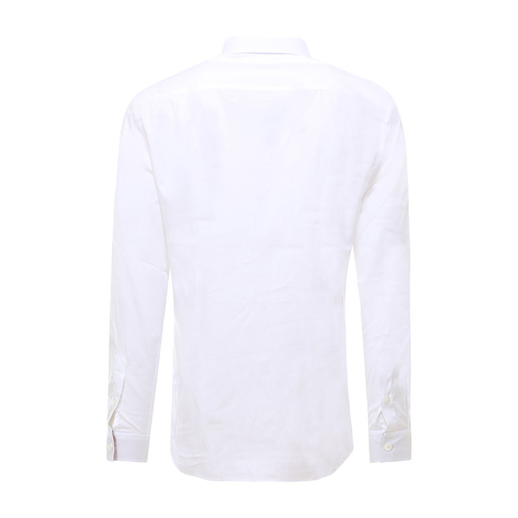 BURBERRY/博柏利 20年秋冬 百搭 男性 白色 男士长袖衬衫 8032308 A1464