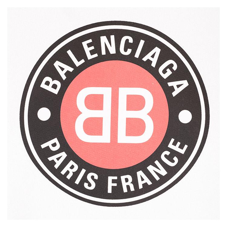 Balenciaga/巴黎世家 20年秋冬 百搭 女性 女卫衣 578135TJVD7