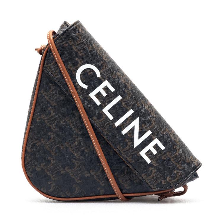 CELINE/赛琳 21年春夏 时尚百搭 通用 褐色 单肩包 19590 2BZK 04LI